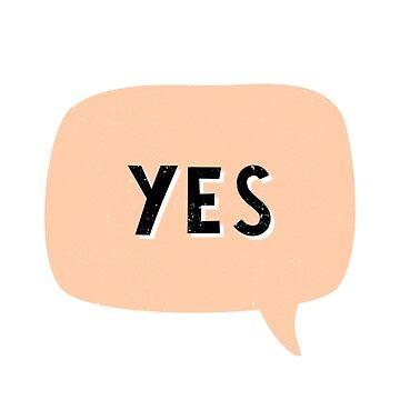 Yes by Ivaleksa