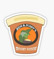 Ben and Scary's-Spooky Dough Sticker