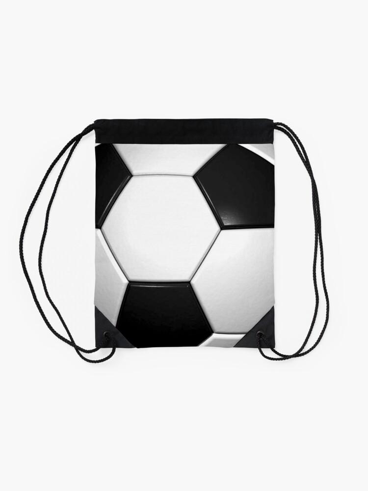 Alternative Ansicht von Fußball Cover, Fall, Handy, Tablet, IPad, Sport, Team, Geschenk Turnbeutel