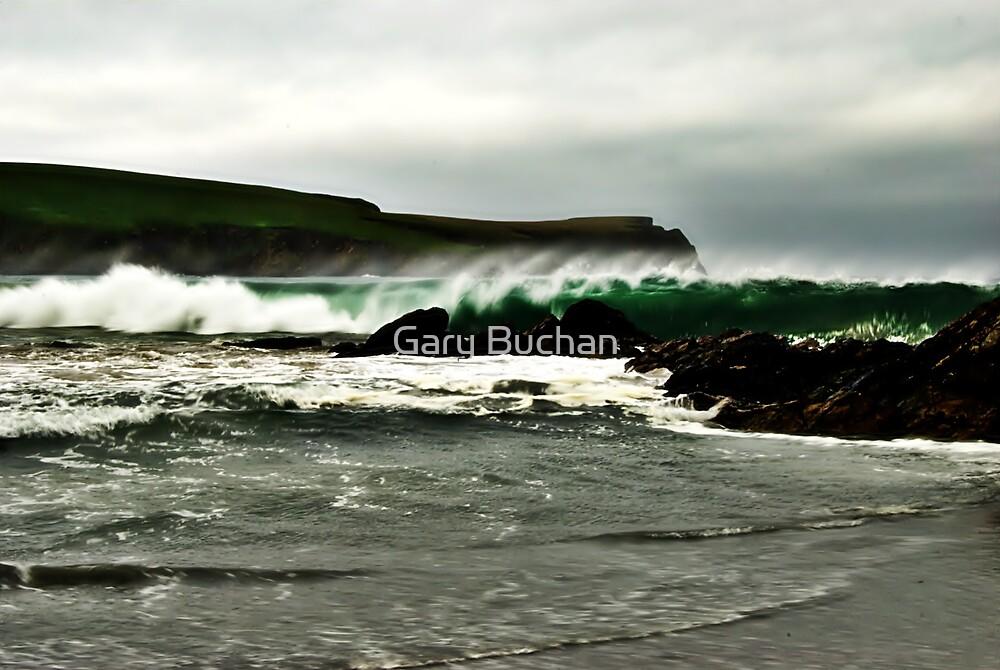 The Big Wave by Gary Buchan