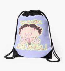 Heart smile <3 Drawstring Bag
