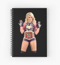 ALEXA BLISS MERCH Spiral Notebook