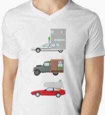 The Caravan Challenge Men's V-Neck T-Shirt