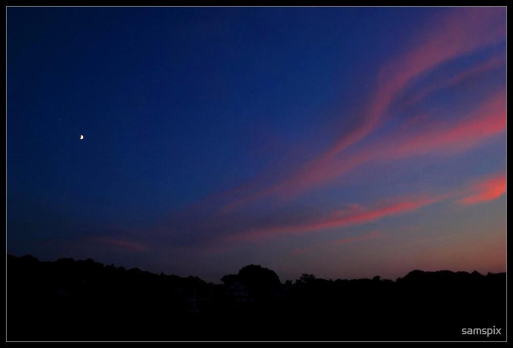 Purple Haze Sunset by samspix
