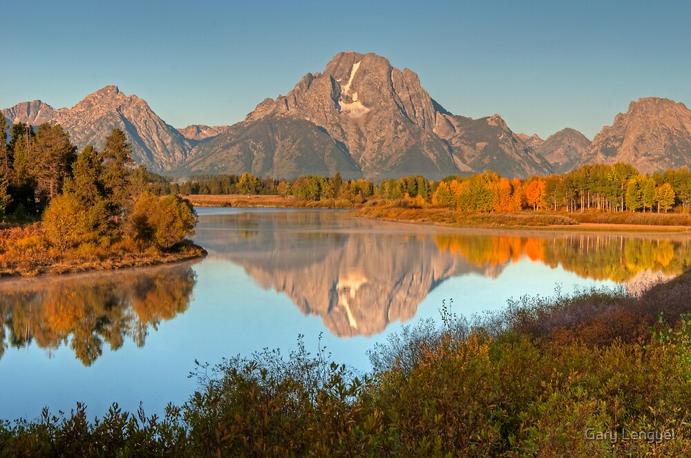 Oxbow Bend by Gary Lengyel