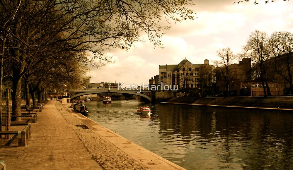 York river by KatyHarlow