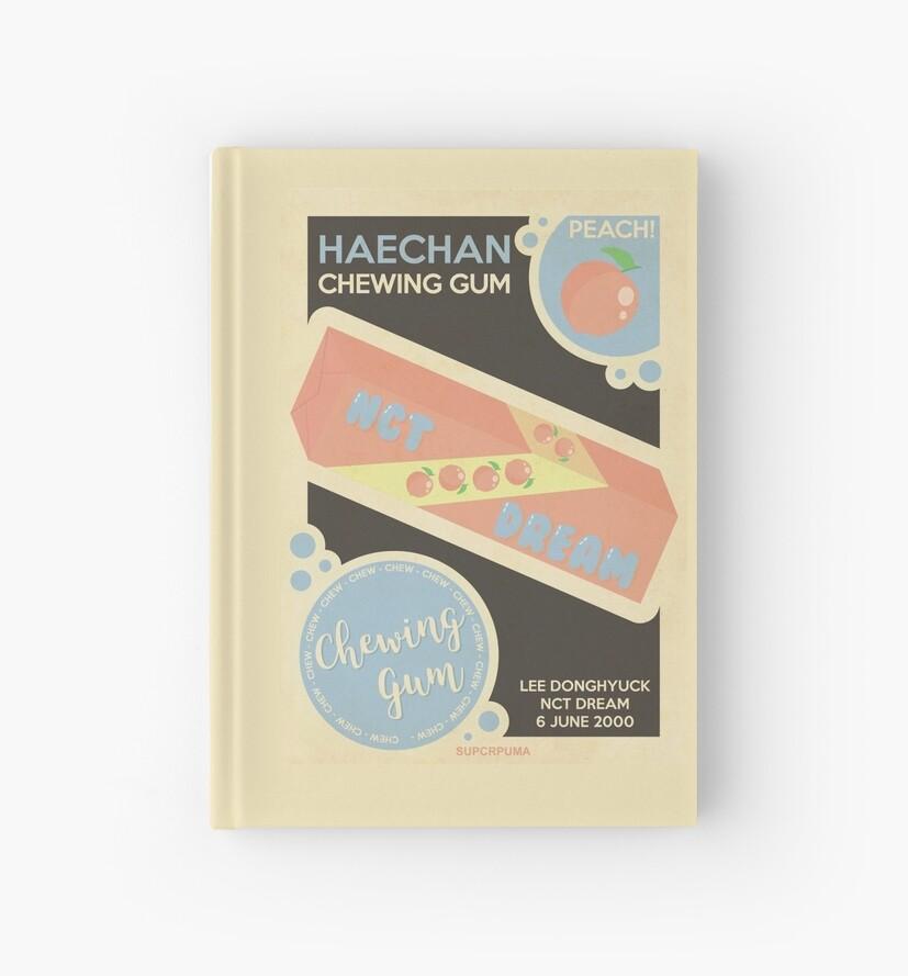 peach haechan! by Amy Adrianna