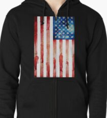 New Age of Slavery Zipped Hoodie