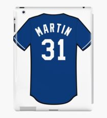 Chris Martin Jersey iPad Case/Skin
