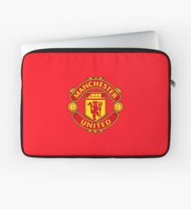 Manchester United T Shirts Laptop Sleeve
