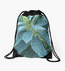 Raindrops 2 Drawstring Bag