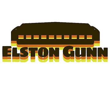 Elston Gunn by underscorepound