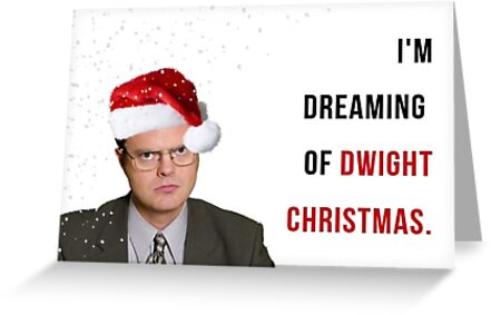 dwight christmas the office tv show by digital artjunkie - The Office Dwight Christmas