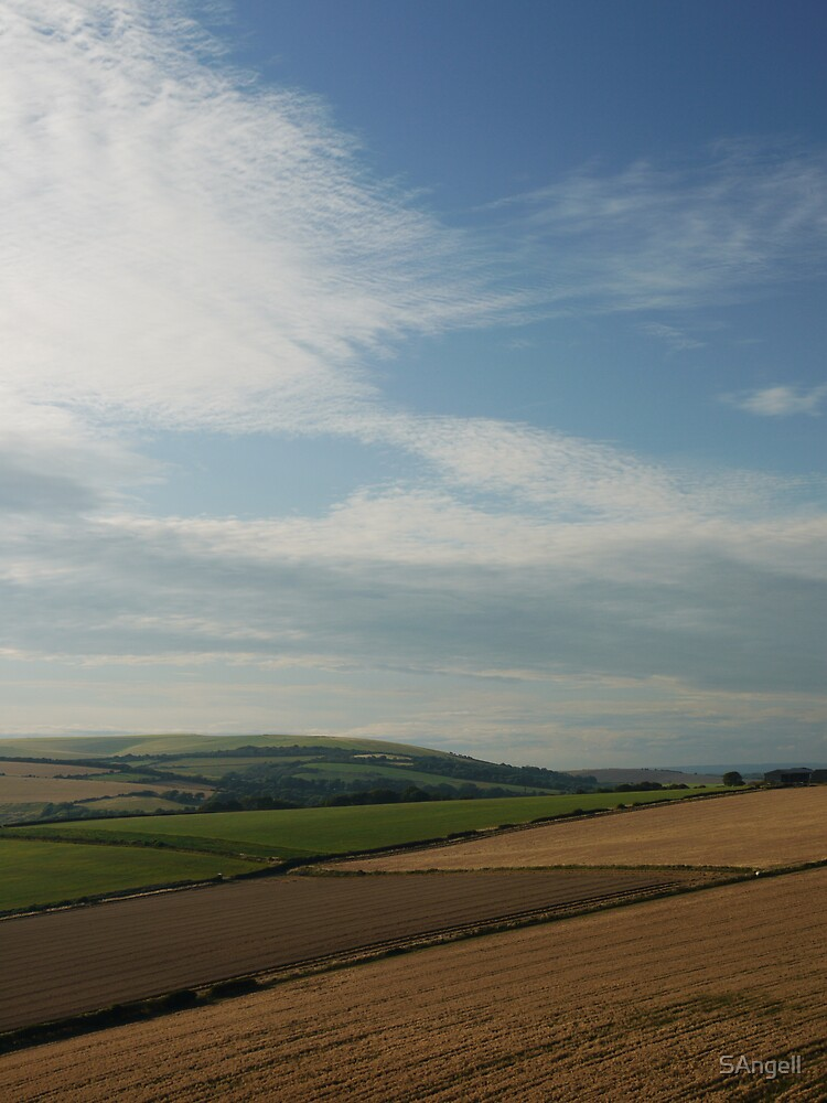 Sussex Landscape by SAngell