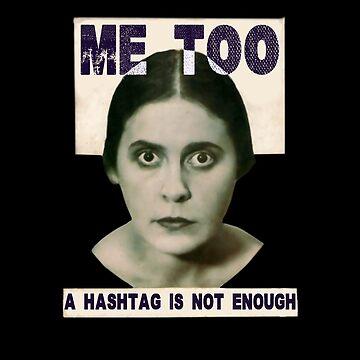 Nasty Woman #MeToo by closeddoor