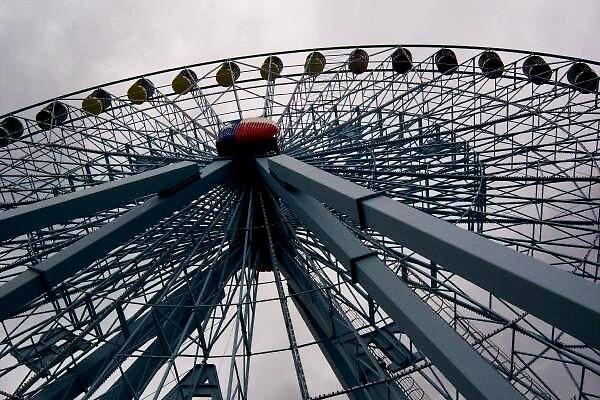 Ferris Wheel by Jessica Pior