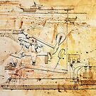 Piano Hammer Schematic! by Bart Castle