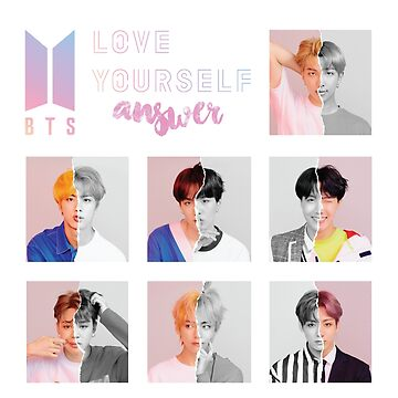BTS Love Yourself 'Answer' 02 by nurfzr