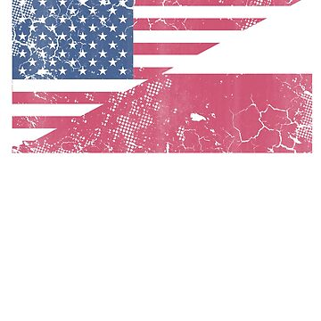 Polish American Heritage Flag by frittata