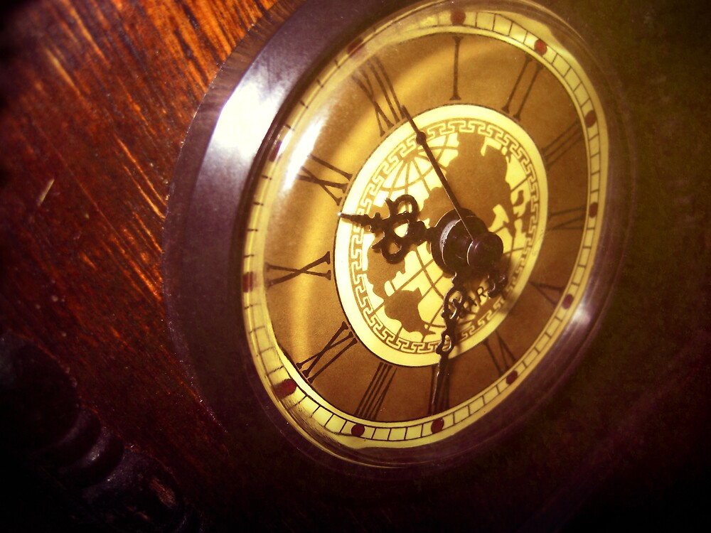 Old Clock by eusouopedro