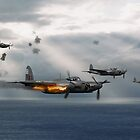 The Devil and the Deep by Mark Donoghue + Hangar 7 Art