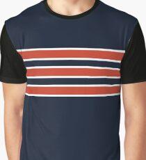 Chicago Bears  Stripes Graphic T-Shirt 8914cc66c