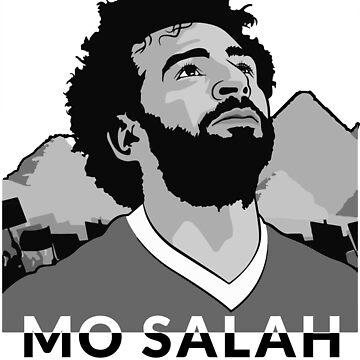 Mo Salah by Nkioi