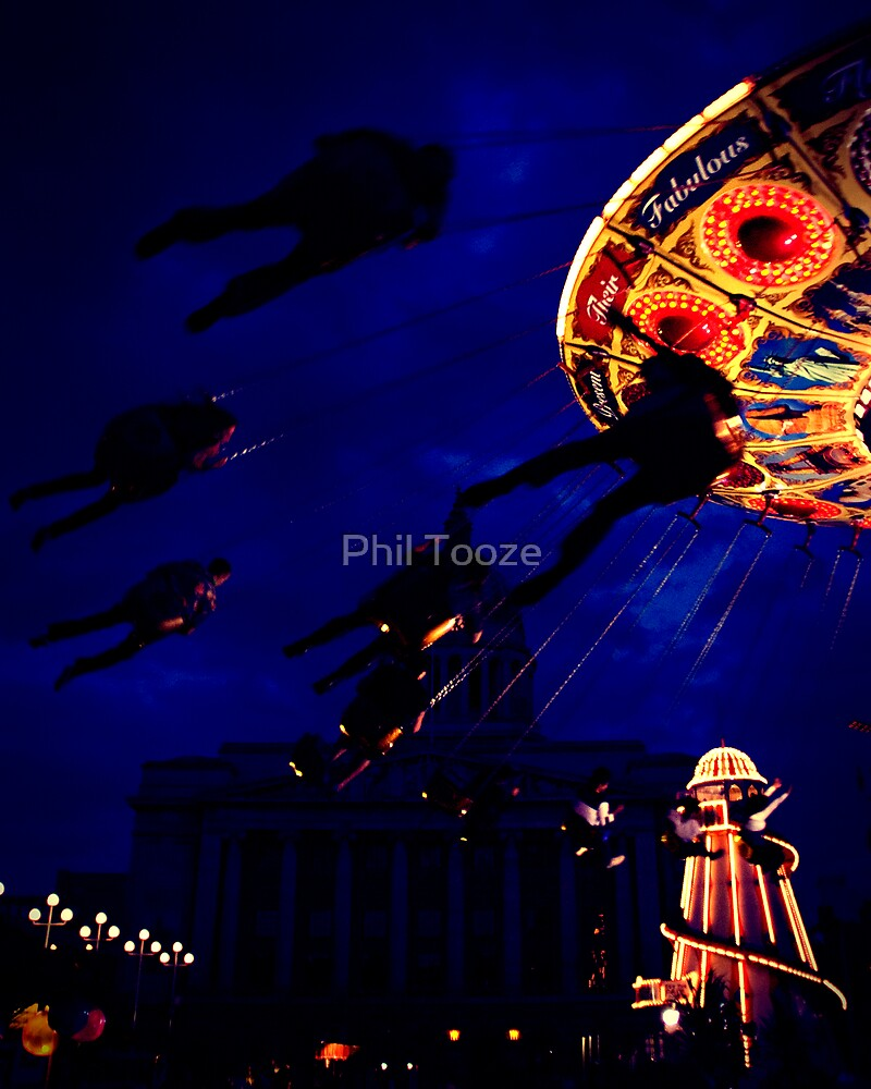 The Fair In The Square by riotphoto