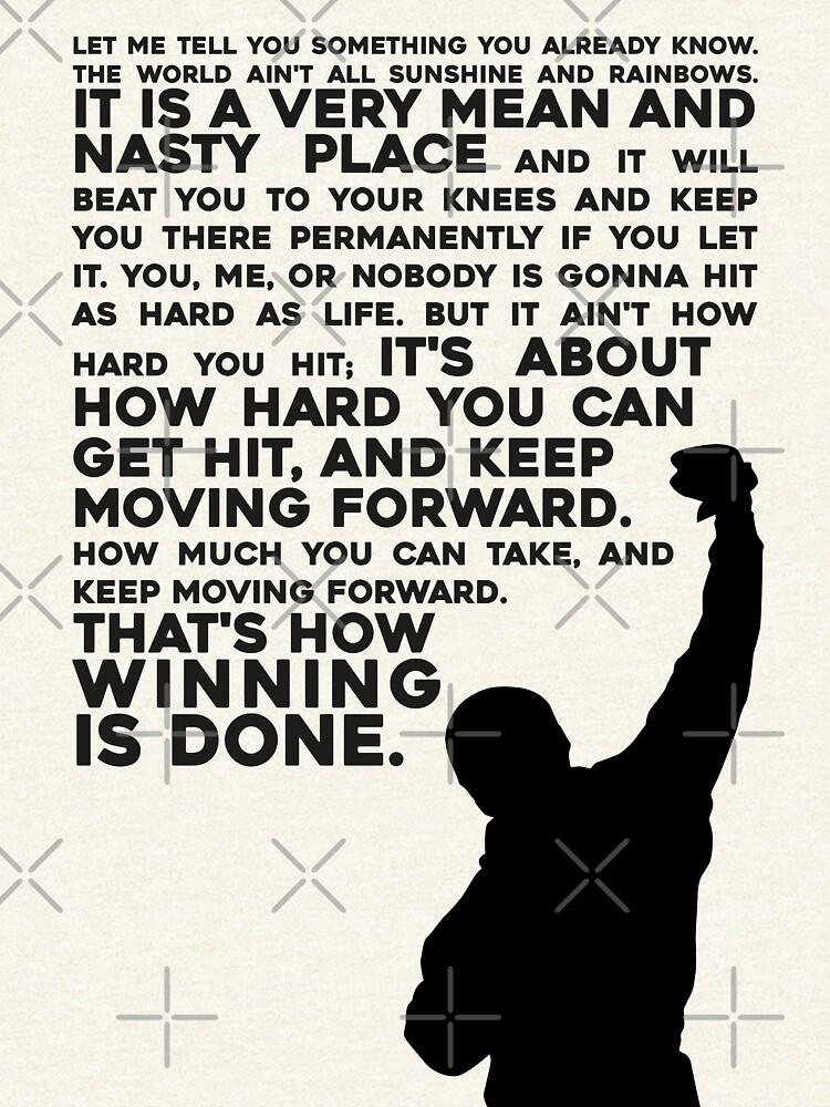 Rocky Motivation de moomagoo