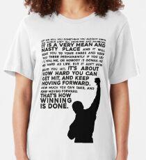 Rocky Motivation Slim Fit T-Shirt