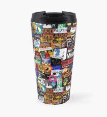 Musicals Collage II Travel Mug