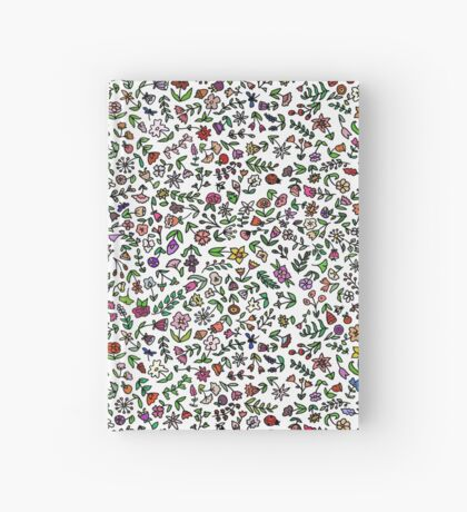 Flowers Are Everywhere Hardcover Journal