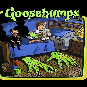 GooseBump Haunted Halloween by Italianricanart