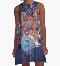 Envoy (Kitsune) A-Line Dress