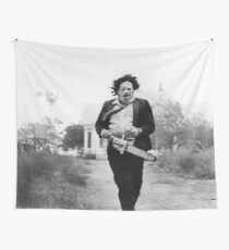 THE TEXAS CHAIN SAW MASSACRE Wall Tapestry
