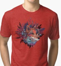 Envoy (Kitsune) Tri-blend T-Shirt