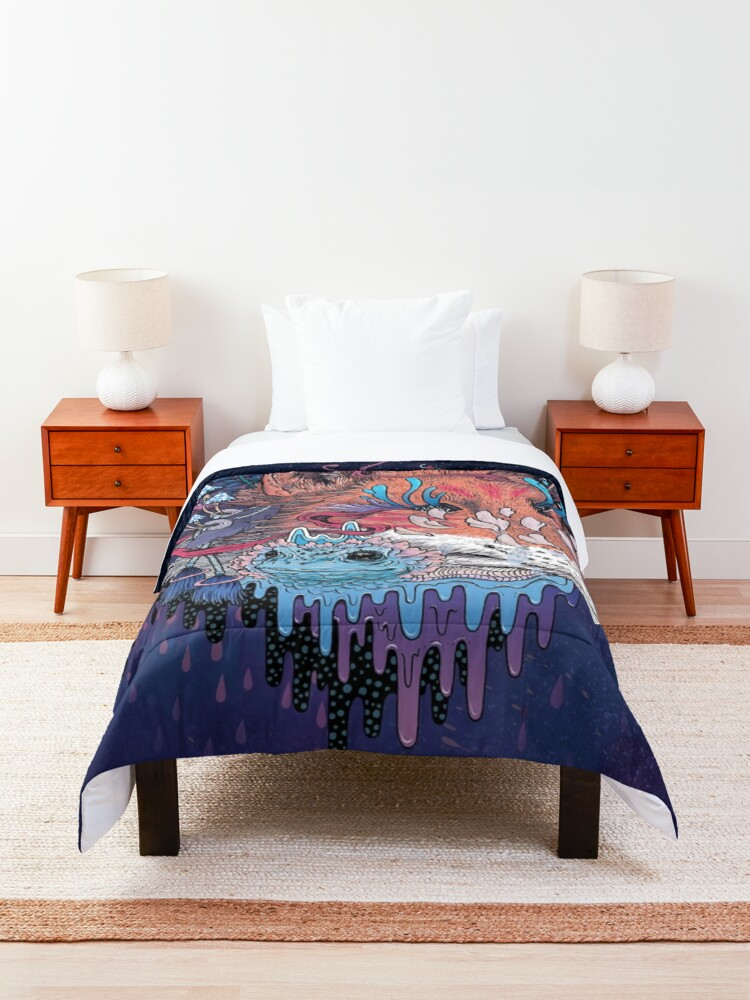 Alternate view of Envoy (Kitsune) Comforter