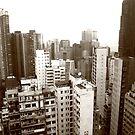 Uniquely Hong Kong by daytona235