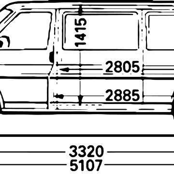 VW T4 Bus von 66latitudenorth