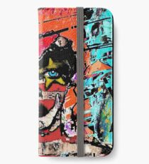 Ode to Bowie iPhone Wallet/Case/Skin