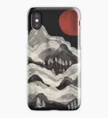 Moon Lake... iPhone Case