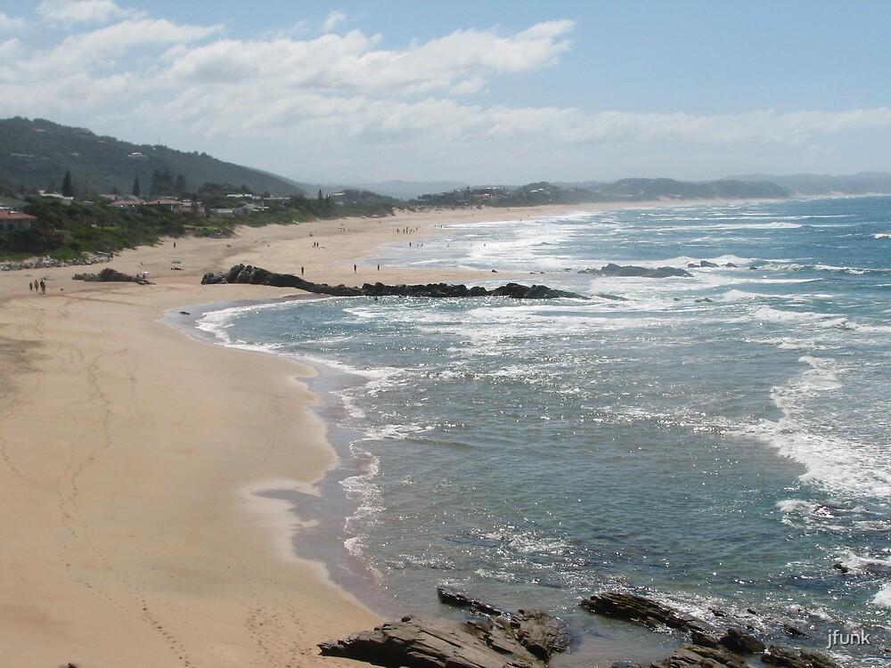 South Africa Beach by jfunk