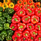 Peppers by John Hooton