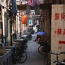 Old Shanghai, China by daytona235