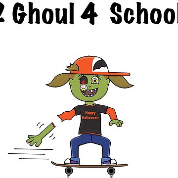 2 Ghoul 4 School Girl by PhanieMilton