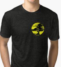 Camiseta de tejido mixto Camiseta japonesa Bonsai Tree Graphic Bonsai Lover Pocket Tree