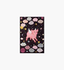 Piggy Year Art Board