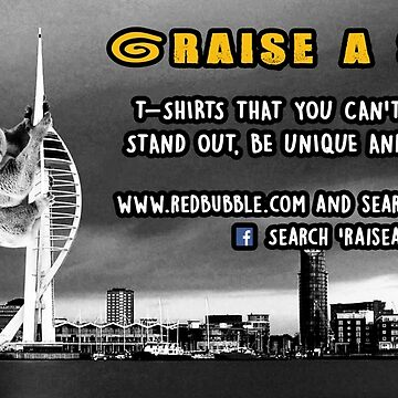 Raise a Storm Merchandising by markstones