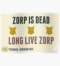long live zorp Poster