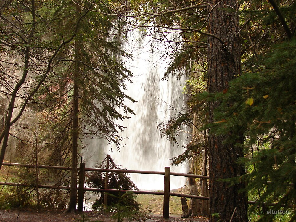 Spearfish Falls 2 by eltotton